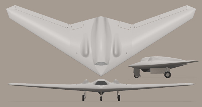 RQ-170 Sentinel (image d'illustration)