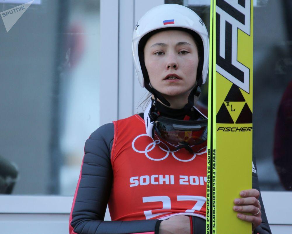 Les plus belles athlètes russes aux JO 2018