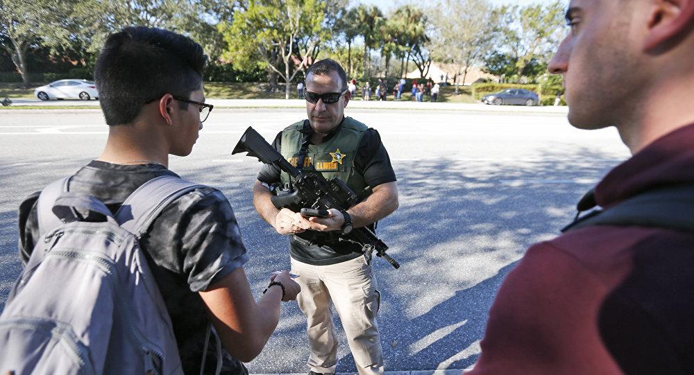 Après la fusillade en Floride