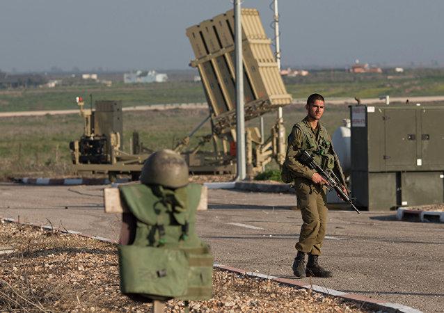 Le complexe israélien Dôme de fer