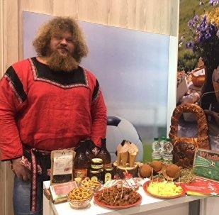 Des plats insolites inventés dans la ville russe de Vladimir pour le Mondial 2018