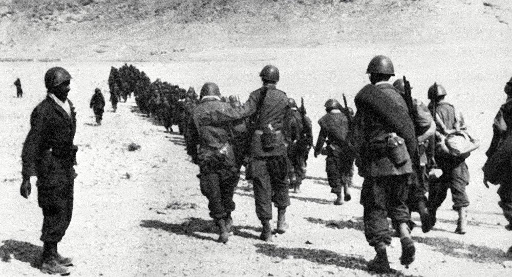 1963, la guerre d'Algérie