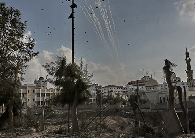 Gaza, image d'illustration