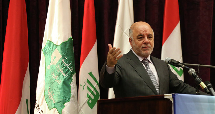 Le Premier ministre irakien Haïder al-Abadi