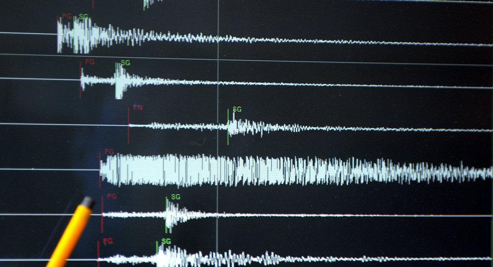 un séisme