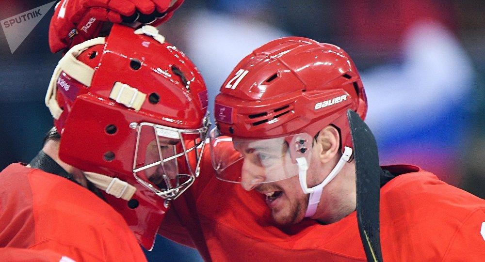 Six victoires pour la Russie et autant de défaites pour la France au Mondial de hockey