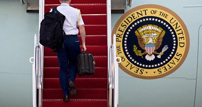 La valise nucléaire US