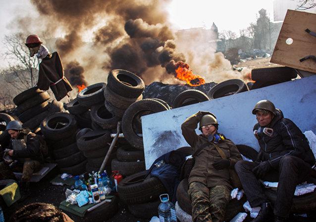 L'Ukraine après le Maïdan sans effusion de sang? Histoire d'un compromis avorté