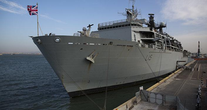 La Royal Navy