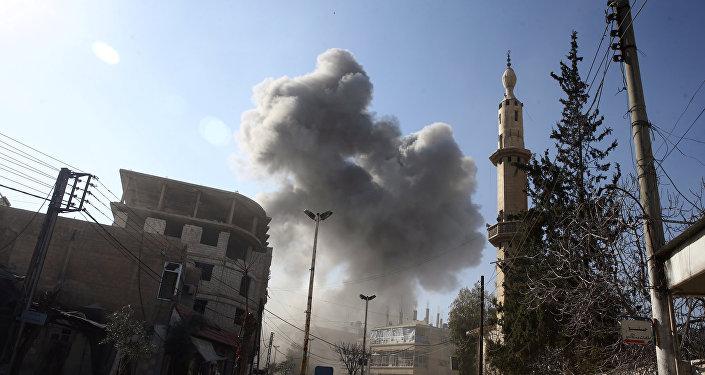 La Ghouta orientale, image d'illustration
