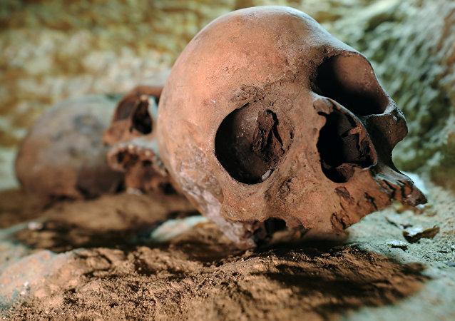 Une importante nécropole découverte en Égypte