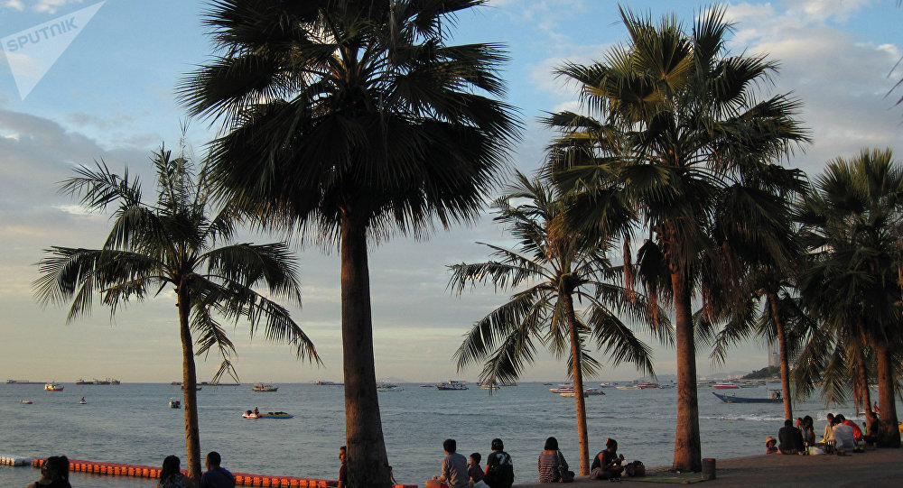 Pattaya, image d'illustration