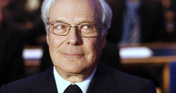 Baron David de Rothschild, président de Rothschild & Co