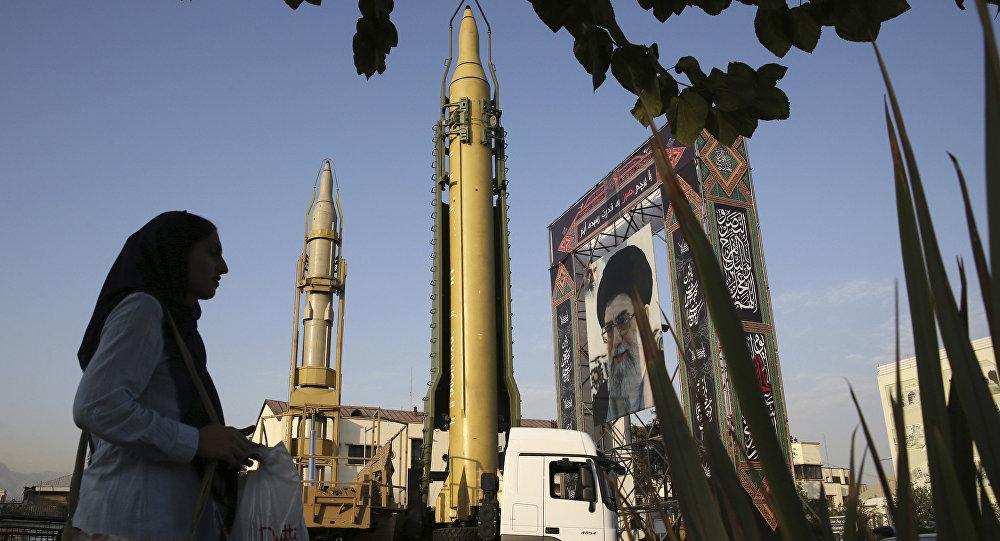 Téhéran, image d'illustration