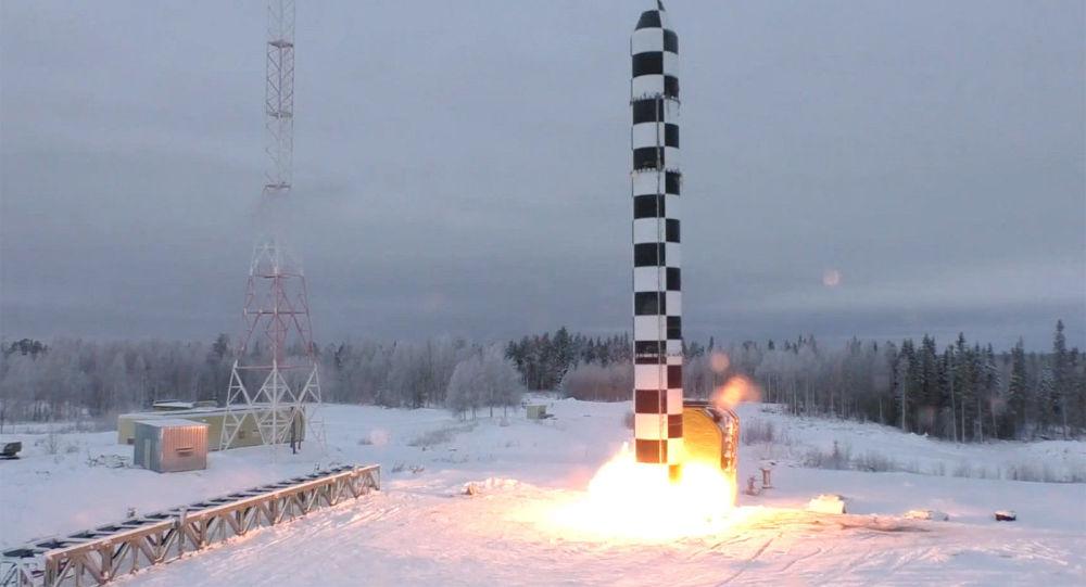 le système de missiles Sarmat
