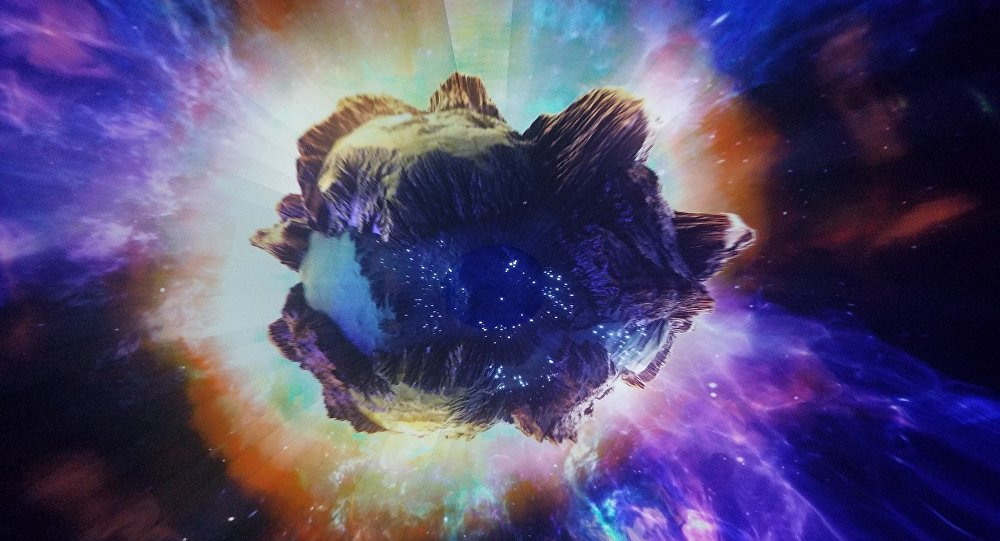 Un asteroïde (image d'ilustration)