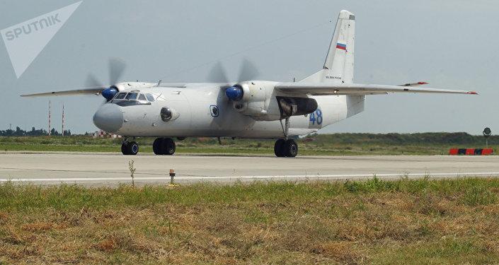 An-26 aircraft