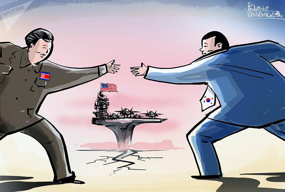 La Corée du Sud et la Corée du Nord se sont accordées sur la tenue d'un sommet commun
