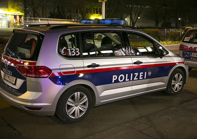 Plusieurs blessés dans une attaque au couteau à Vienne (images)