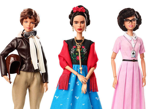 Nouvelle collection de Barbie