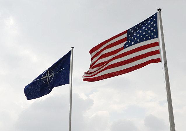 LFI: «l'Otan est le bras armé, en particulier en Europe, de l'hégémonisme des États-Unis»