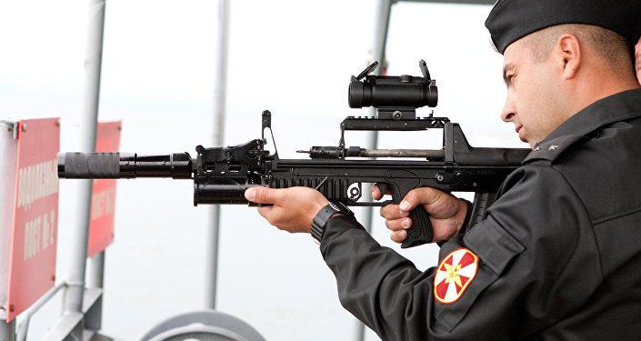 Fusil d'assaut ADS