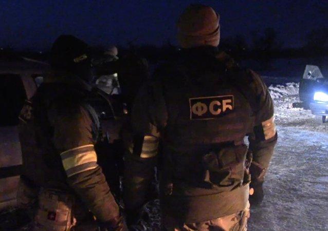 Un attentat de Daech déjoué par le FSB contre un centre commercial en Russie