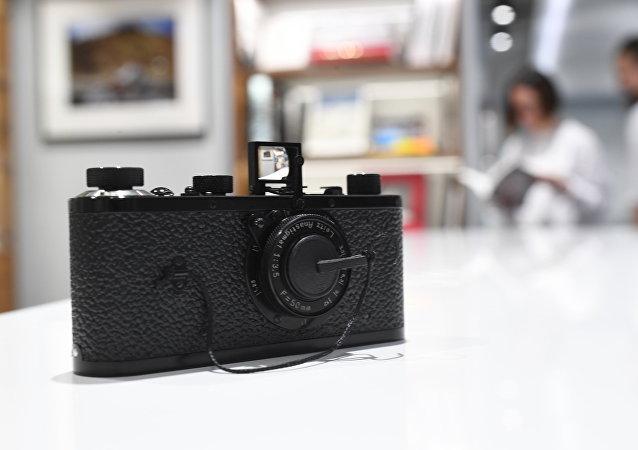 Un prototype de Leica