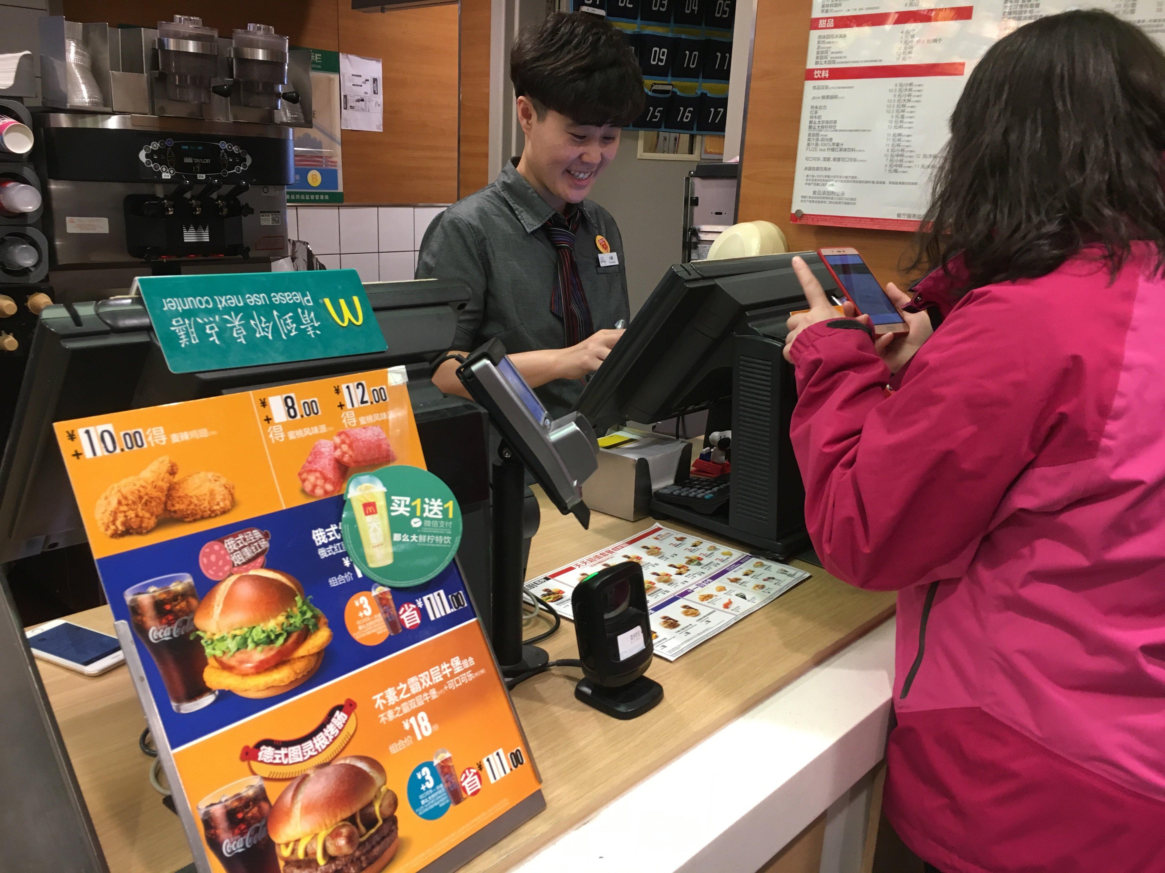 Pourquoi les Chinois apprécient-ils tant le burger «à la russe» de McDonald's?