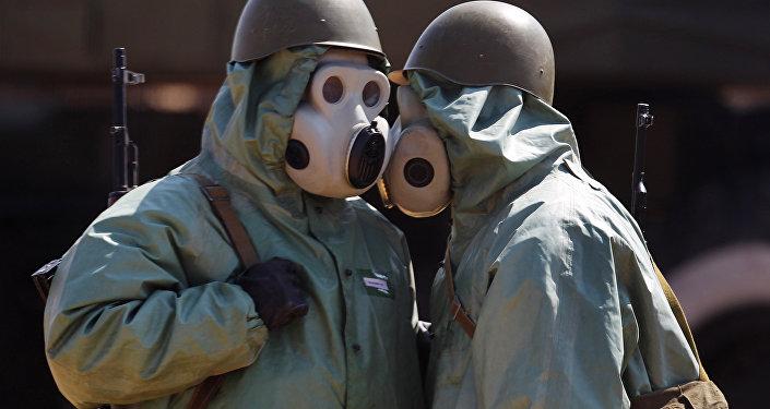 Des armes chimiques