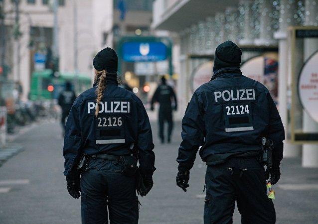 Police de Berlin