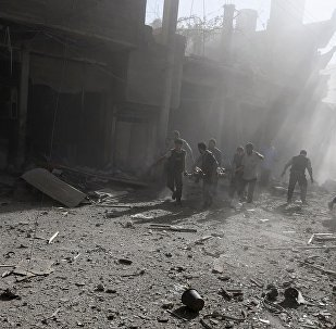 Ghouta orientale (image d'illustration)
