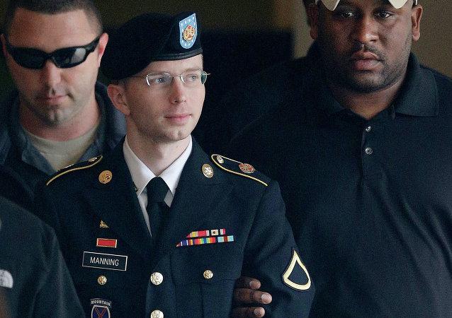 Bradley Manning (actuellement  Chelsea Manning)
