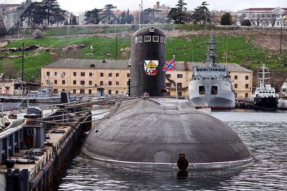 Sous-marin Novorossiïsk