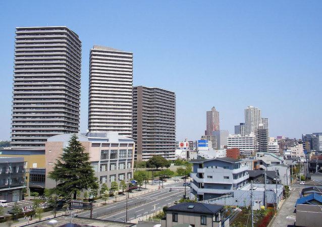 La ville de Sagamihara, image d'illustration