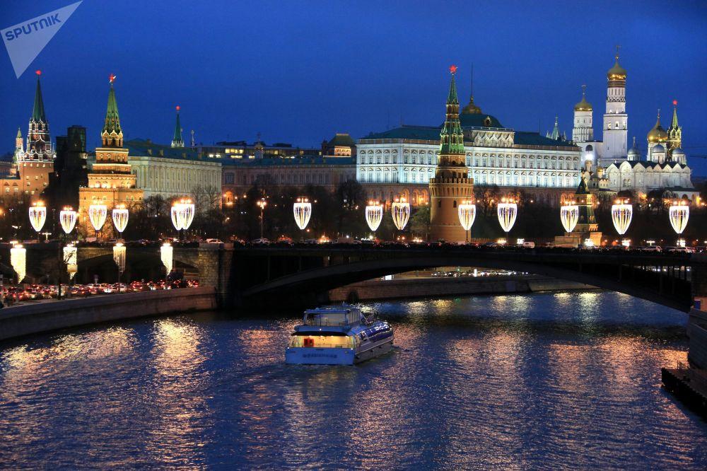 Les plus belles villes russes selon les touristes