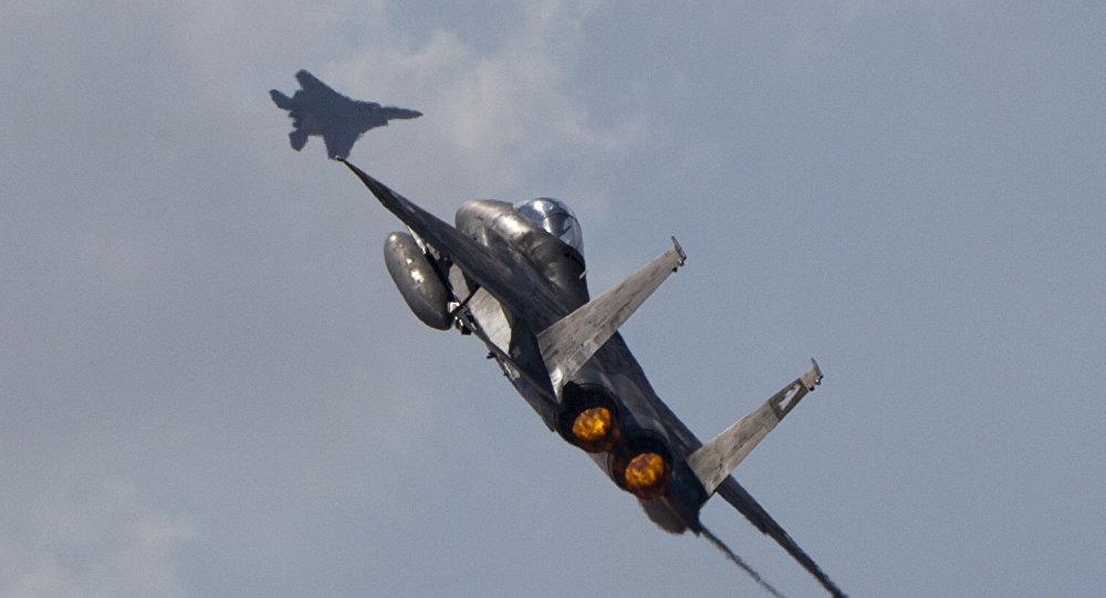 F-15 israéliens