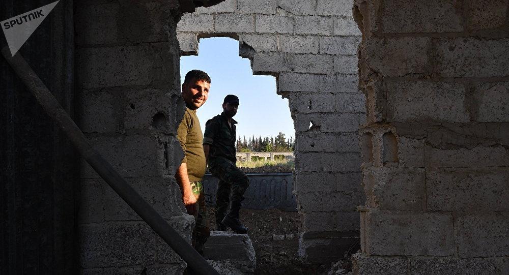 62 combattants du régime tués par l'EI — Syrie