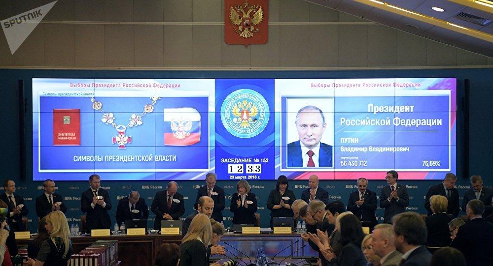 Les leçons de la réélection de Vladimir Poutine