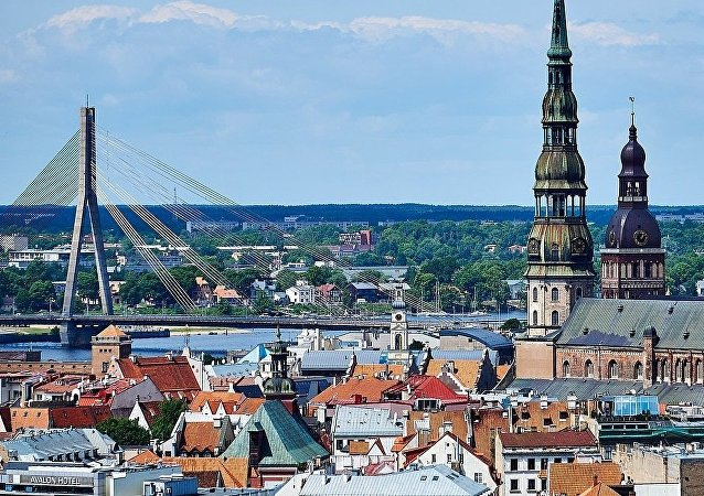 Riga, capitale lettonne