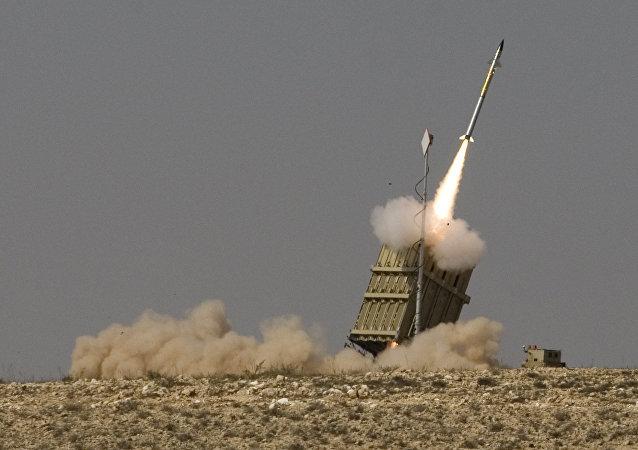 Système antimissile israélien Dôme de fer