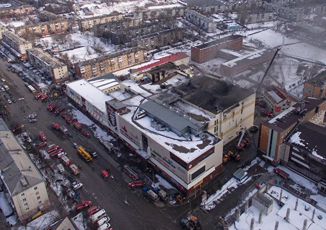 Au moins 64 morts dans un incendie en Sibérie (vidéos de la tragédie)