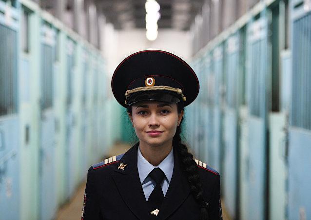 Policières russes
