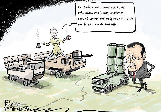 Patriot ou S-400? Les USA forceraient la Turquie à choisir
