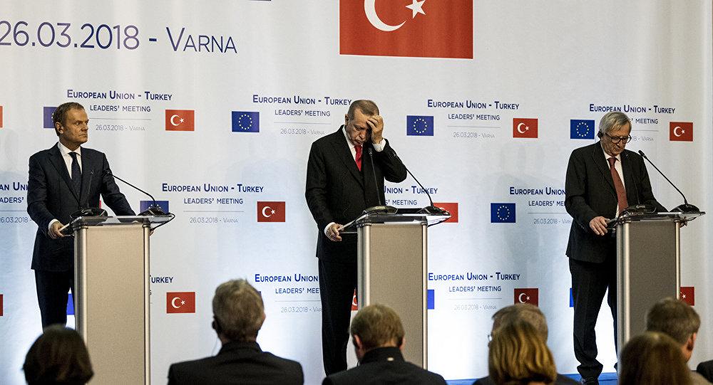 Sommet UE-Turquie en Bulgarie