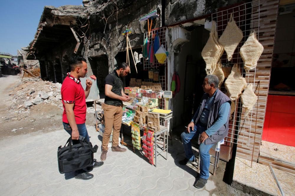 Retour à Mossoul: l'histoire d'une famille