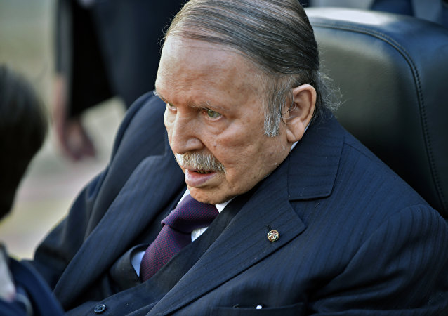 Abdelaziz Bouteflika