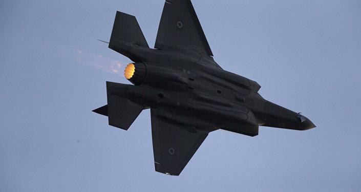 Un F-35 (image d'illustration)