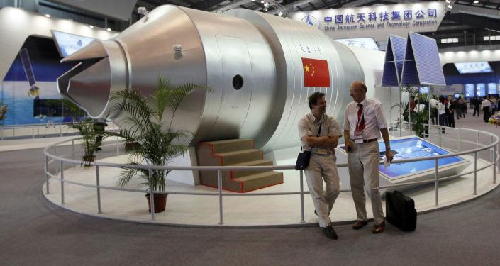 Tiangong-1 : la chute de la station spatiale prévue pour lundi matin
