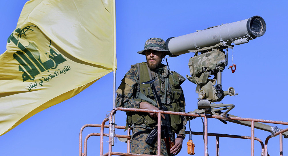 Combattant du Hezbollah